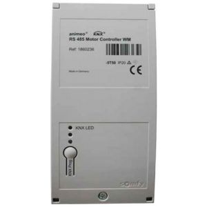 Somfy KNX Motor Controller 1AC RS485