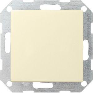 Gira KNX CO₂, luchtvochtigheid- en temperatuursensor crème wit glanzend 55