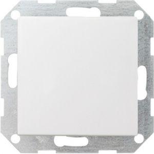 Gira KNX CO₂, luchtvochtigheid- en temperatuursensor zuiver wit glanzend 55