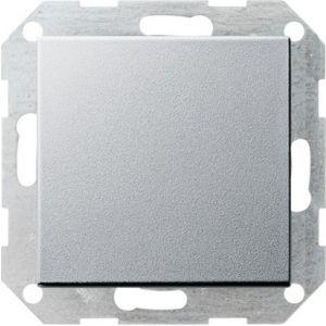 Gira KNX CO₂, luchtvochtigheid- en temperatuursensor aluminium 55