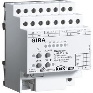 Gira KNX Ruimteactor