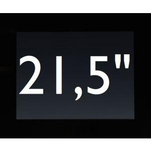 "Touch PC 21,5"" zwart (excl. Besturingssysteem)"