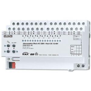 Jung KNX jaloezieactor 8x230VAC/4x24VDC