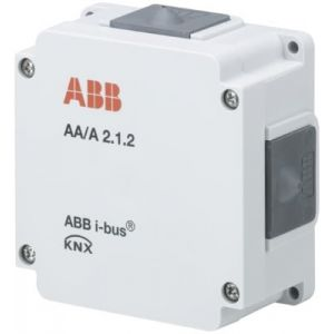 ABB KNX analoge uitgang 2v opbouw AA/A 2.1.2