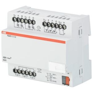 ABB KNX Fan coil-aktor PWM DIN-rail FCA/S 1.1.1.2
