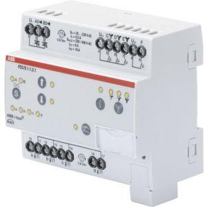 ABB KNX Fan Coil Controller 2x PWM 3-traps handbediening