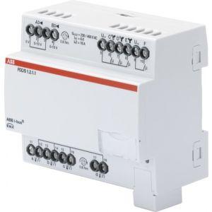 ABB KNX Fan Coil Controller 2x 0-10V 3-traps