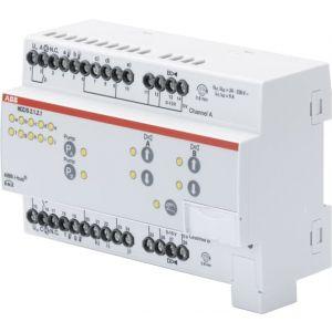 ABB KNX Controller verwarmings-/koelcircuit 0-10V 2 v handbediening