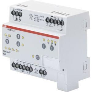 ABB KNX Fan Coil Controller 2x PWM 0-10V handbediening