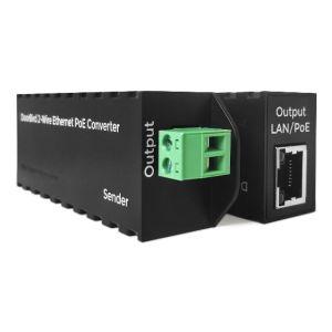Doorbird 2 draads netwerk PoE converter A1071