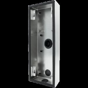 Doorbird opbouwdoos voor D2102V / D2103V / D2101FV EKEY intercom RVS