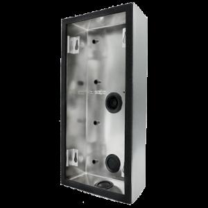 Doorbird opbouwdoos voor D2101V intercom RVS