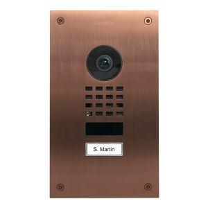 DoorBird Intercom upgrade voor D201 / D202 brons