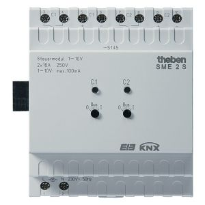Theben SME 2S KNX 1-10V