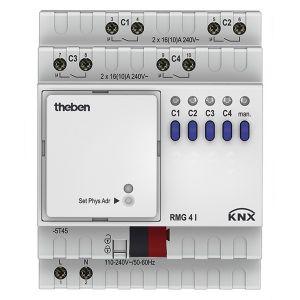 Theben RMG 4I KNX