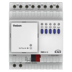 Theben RMG 4 U KNX