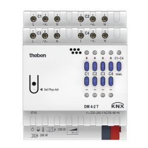 Theben DM 4-2T KNX