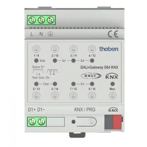 Theben Dali Gateway S64 KNX
