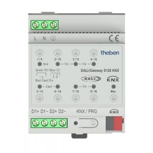 Theben Dali Gateway S128 KNX