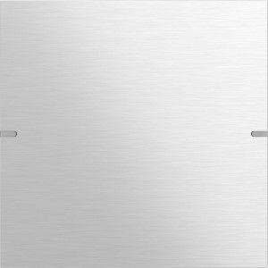 Gira Wippenset tastsensor 4 enkelvoudig aluminium naturel