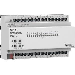 Gira KNX Schakel- / jaloezieactor 16- / 8-voudig 16 A - standaard