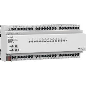 Gira KNX Schakel- / jaloezieactor 24- / 12-voudig 16 A - standaard