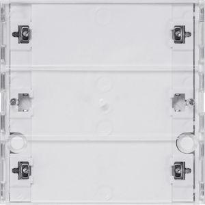 Gira KNX RF tastsensor 1 voudig systeem 55 / E22