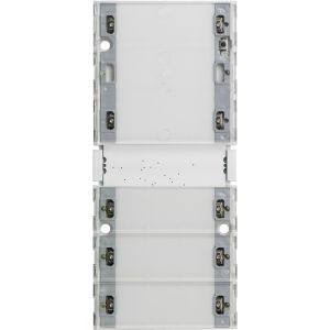 Gira Tastsensor 3 Comfort viervoudig (1+3) 55/E22