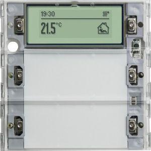 Gira Tastsensor 3 Plus tweevoudig 55/E22