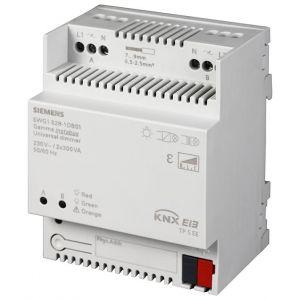 Siemens KNX Universele dimmer 2x 300VA 230 V AC (ook voor led)