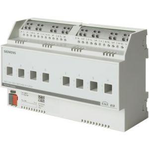 Siemens KNX Schakelactor 8 x 230V AC 20A C-last