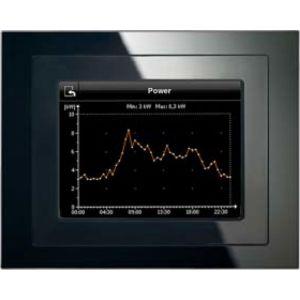 "Siemens KNX Touchdisplay 5,7"" AC 230V"