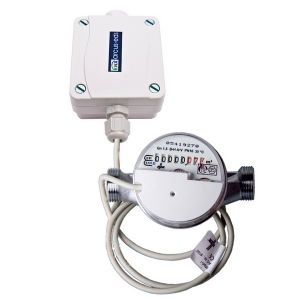 Arcus KNX watermeter 2,5m³/h 110mm warm