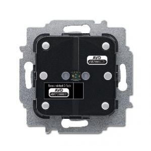 ABB KNX Sensor sokkel BA 2/4v inbouw 6108/07
