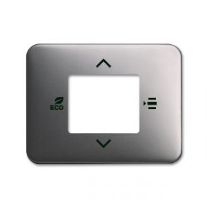 ABB KNX Centraalplaat voor thermostaat a-platin 6109/03-20