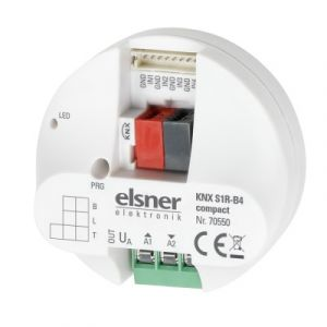 Elsner KNX S1R-B4 compact