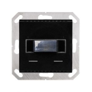 Elsner KNX T-L-Pr-UP Touch - zwart