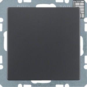 Hager KNX CO₂ / luchtvochtigheid / temperatuur sensor Q.1/Q.3 antraciet