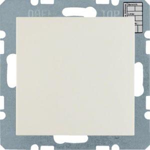 Hager KNX CO₂ / luchtvochtigheid / temperatuur sensor S.1/B.3/B.7 wit glanzend