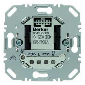 Hager KNX RF schakelmodule 2-voudig 2-draads