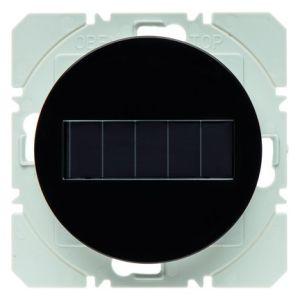 Hager KNX RF wandzender 1-voudig zonnecel R.1/R.3 zwart glanzend