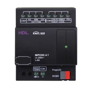 HDL M/FCHC.4.1. Klimaatactor 0-10V DC KNX