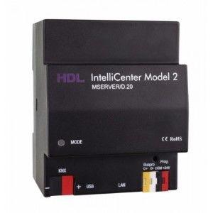 HDL MSERVER/D.20 IntelliCenter server KNX