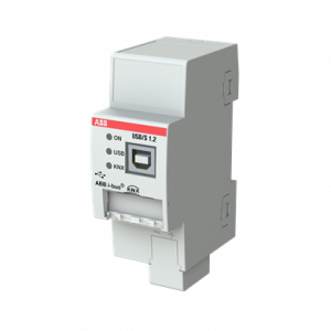 ABB KNX USB interface DIN-rail USB/S1.2
