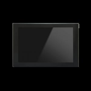 Touch PC 10 inch zwart met audio - opbouw