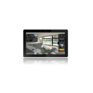 """Bab-tec Flattouch 15,6""""Touch PC opbouw zwart"""