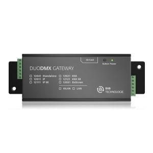 Bab-tec Duo DMX Gateway IP WLAN
