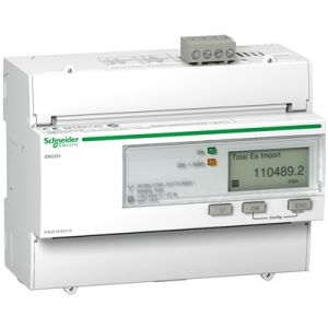Schneider Electric iem3355 kWh meter 125 A Modbus 1 digitale in- en uitgang multitarief