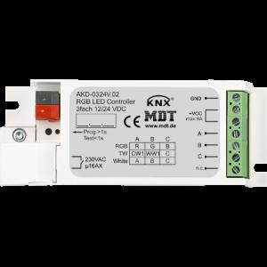 MDT LED Stuureenheid 3 kanaals RGB