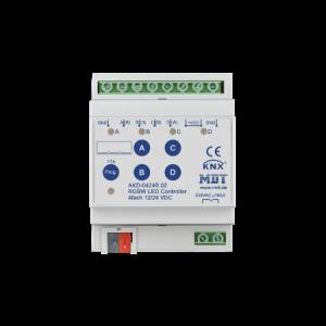 MDT LED Stuureenheid 4-voudig RGBW - 4/8A